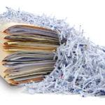 distrugere securizata documente